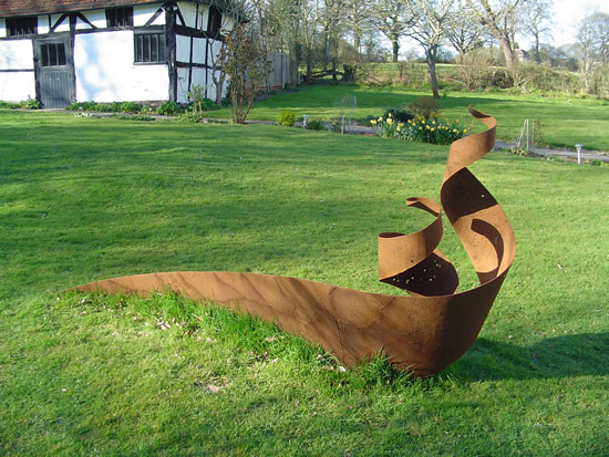 Sculpture - Dragon - Zeljko Ivankovic (Jericho) - Sculptor and Artist - Surrey Sculpture Society