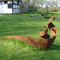 Sculpture – Dragon – Zeljko Ivankovic (Jericho) – Sculptor and Artist – Surrey Sculpture Society
