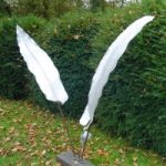 Sculpture – Fern – Zeljko Ivankovic (Jericho) – Sculptor and Artist – Surrey Sculpture Society