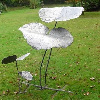 Sculpture – Ground Ivy – Zeljko Ivankovic (Jericho) – Sculptor and Artist – Surrey Sculpture Society