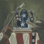Still Life Americana – Mark Dorsett – Watercolour and Oil Paintings – Littleton Artists Group