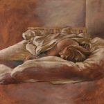 Sleeping Beauty – William E Rochfort – Limited Edition Fine Art Prints – Art Gallery