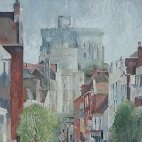 Windsor Castle View – Mark Dorsett – Watercolour and Oil Paintings – Littleton Artists Group