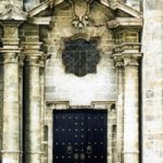 Havana Cathedral Door Surrey Artists Gallery Fine Art Prints