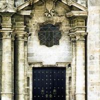 Havana Cathedral Door Surrey Artists Gallery Fine Art Prints