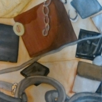Abstract Build – Karen Marie Budge – Surrey Artist