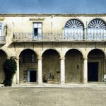 Cathedral Square, Havana – Fine Art Prints – Noël Haring – Surrey Art Gallery