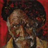 Man in Turban – Fine Art Prints – William E Rochfort