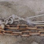 Padstow, Cornwall – Mooring Chain and Rope – Fine Art Prints – Noël Haring