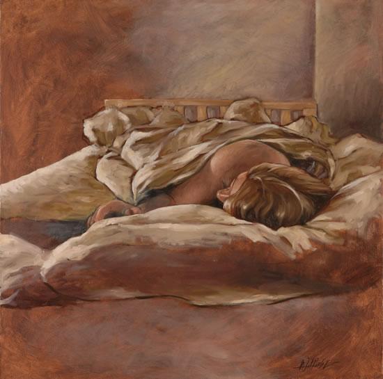 Sleeping Beauty - William E Rochfort - Fine Art Limited Edition Fine Art Prints