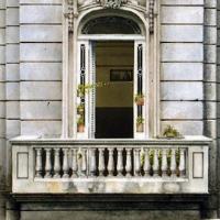 The Window Opposite (Havana) – Surrey Artists Gallery Fine Art Prints – Noël Haring