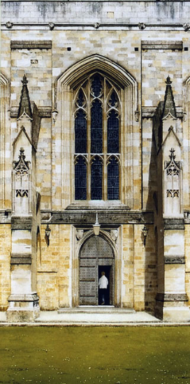 Winchester Cathedral - Surrey Artists Gallery Fine Art Prints - Noël Haring