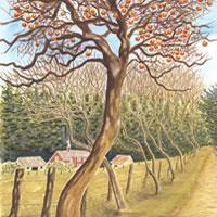 Miranda Fuller - Claygate Surrey Artist - Molsey and Oxshott Art Societies