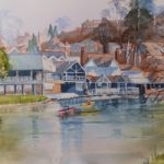 Guildford – River-Wey – Surrey Art Gallery