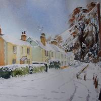 St. John's – Lye View Cottages – Surrey Art-Gallery