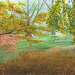 Woodlands Upper Halliford Shepperton Surrey – Peaceful Glade