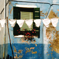 Burano Venice Washing Line Knickers – Associate of the Royal Photographic Society – Sue Roche