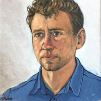 Sussex Art Gallery - Portrait of James