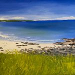 Atlantic Way – Southern Irish Coast – Seascape Artist – Purley-based Maggie Jukes