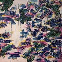 Japanese Feel Art – Byfleet Surrey Artist Charlotte Amison