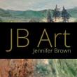 Jennifer Brown Art Website Build - Hampton London Studio