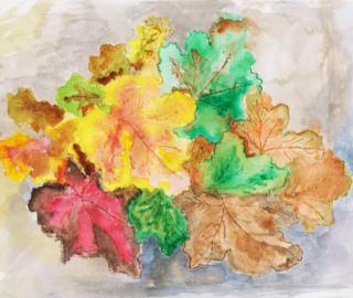 Carla Scarano Art - Autumn Leaves